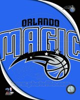 Orlando Magic Team Logo Fine-Art Print