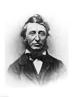 Henry Thoreau Fine-Art Print