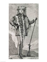 Portrait of Meriwether Lewis Fine-Art Print