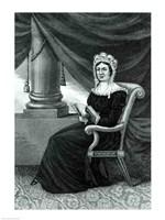 Mrs Rachel Jackson Fine-Art Print
