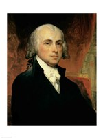 James Madison Fine-Art Print