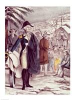 George Washington at Valley Forge Fine-Art Print