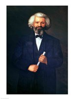 Portrait of Frederick Douglass Fine-Art Print