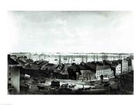 Boston Harbour, 1854 Fine-Art Print