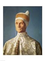 Leonardo Loredan Fine-Art Print