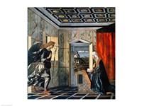 The Annunciation Fine-Art Print