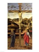 The Crucifixion Fine-Art Print