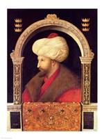 The Sultan Mehmet II Fine-Art Print