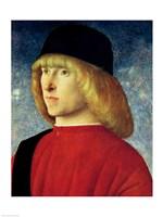 Portrait of a Young Senator Fine-Art Print