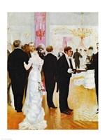 The Wedding Reception Fine-Art Print