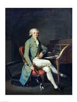 Maximilien de Robespierre Fine-Art Print
