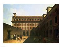 The Prison des Madelonnettes Fine-Art Print