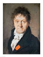 Portrait of Lazare Nicolas Marguerite Carnot Fine-Art Print