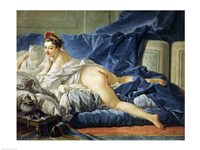 The Odalisque, 1745 Fine-Art Print