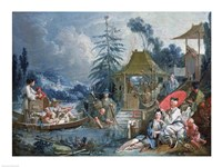 The Chinese Fishermen Fine-Art Print