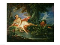The Bather Surprised Fine-Art Print
