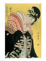 Takigawa from the Tea-House, Ogi Fine-Art Print