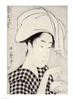 Bijin juyo Fine-Art Print