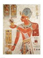 Ramesses III Fine-Art Print