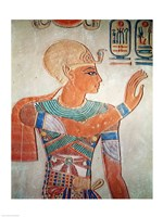 Portrait of Ramesses III Fine-Art Print