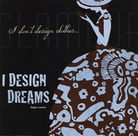 Designers Dreams Fine-Art Print