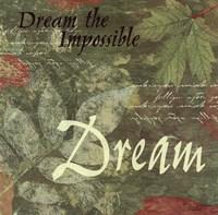 Pressed Leaf Dream Fine-Art Print