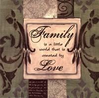 Sage/Cream...Family Fine-Art Print