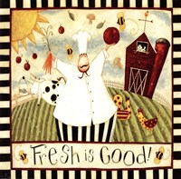 Fresh is Good! Fine-Art Print