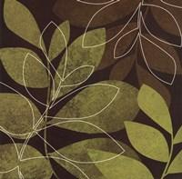 Fall Leaves II Fine-Art Print