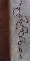 Cascading Leaves I Fine-Art Print