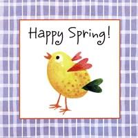Yellow Chick Fine-Art Print