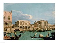 Bridge of Sighs, Venice Fine-Art Print