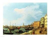 The Riva Degli Schiavoni Fine-Art Print