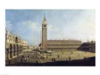 Piazza San Marco, Venice Fine-Art Print