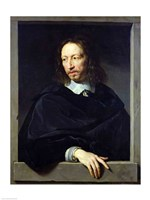 Portrait of a Gentleman, known as Arnaud d'Andilly Fine-Art Print