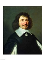Portrait of Vincent Voiture Fine-Art Print