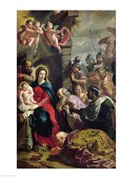 Adoration of the Magi Fine-Art Print