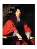 Portrait of Olivier Lefevre Fine-Art Print