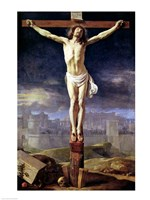 Christ on the Cross Fine-Art Print