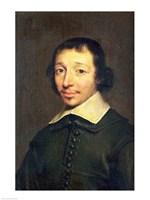 Portrait of Isaac-Louis Lemaistre de Sacy Fine-Art Print
