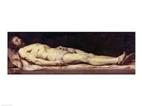 The Shroud of St. Veronica Fine-Art Print