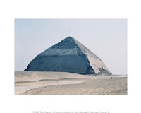 Bent Pyramid Fine-Art Print