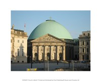 Church in Berlin Fine-Art Print