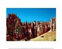 Scenic Shot from Bryce Canyon National Park Fine-Art Print