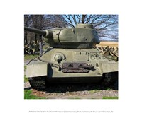 World War Two Tank Fine-Art Print