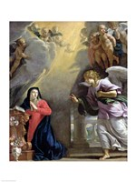 The Annunciation Fine-Art Print