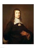 Self Portrait, c.1625 Fine-Art Print