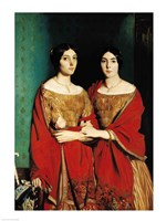 The Two Sisters Fine-Art Print