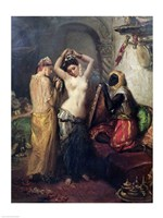 The Toilet in the Seraglio Fine-Art Print