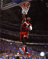 Dwyane Wade Game 3 of the NBA 2011 Finals Action(#11) Fine-Art Print